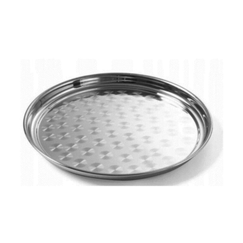 Stainless Steel Round Tray 35 Cm – RT35CM