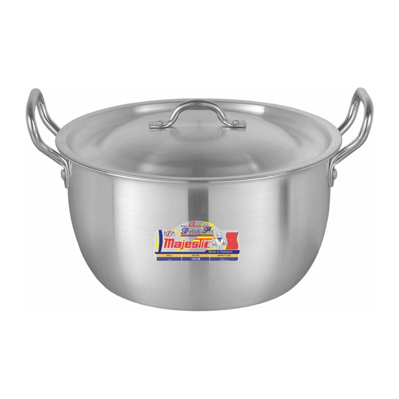 Majestic Delish Cooking Pot 5 Pcs Set 1×5 – CPMF-1x5HD