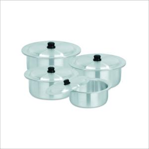 Sonex Global Cooking Pots 4 Pcs Set 7×10 – 50414