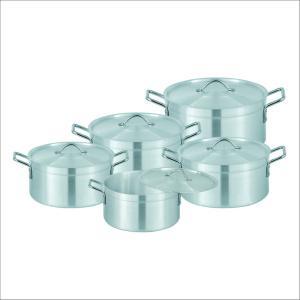 Sonex Heavy Ground Cooking Pots 5 Pcs Set 11×15 – 50315