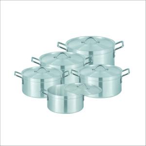 Sonex Heavy Ground Cooking Pots 5 Pcs Set 2×6 – 50313