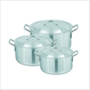 Sonex Cooking Pots 3 Pcs Set 6×8 – 50256