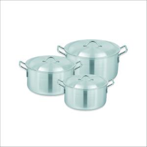 Sonex Cooking Pots 5 Pcs Set 8×10 – 50258