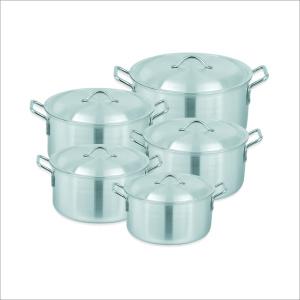 Sonex Saffrone Pot Set 5 Pcs 6×10 – 50373