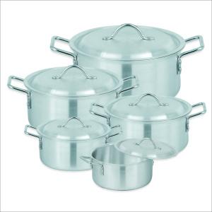 Sonex Stylish Cooking Pot 5 Pcs Set 1×5 – 50657